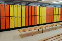 Szafy metalowe - szatnia szkolna II (1)